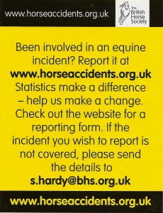 Latest news from the BHS