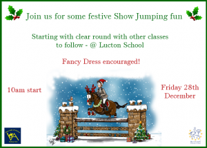 Show Jumping @ Lucton School